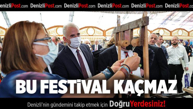 BU FESTİVAL KAÇMAZ