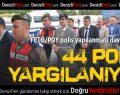 FETÖ/PDY polis yapılanması davası başladı