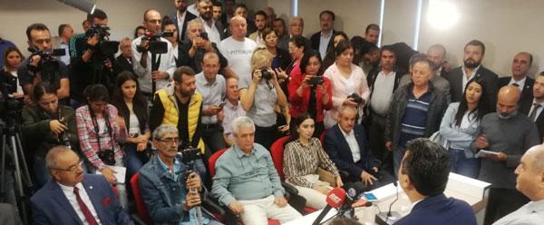 fgfd - İYİ Parti Yeni Yönetimini Açıkladı