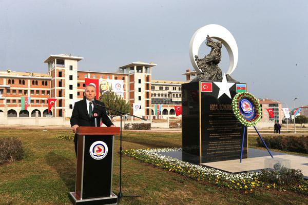foto 2 61 - Büyükşehir Hocalı Soykırımını unutmadı