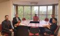 PAÜ Kariyer Merkezi'ne İŞKUR'dan Ziyaret