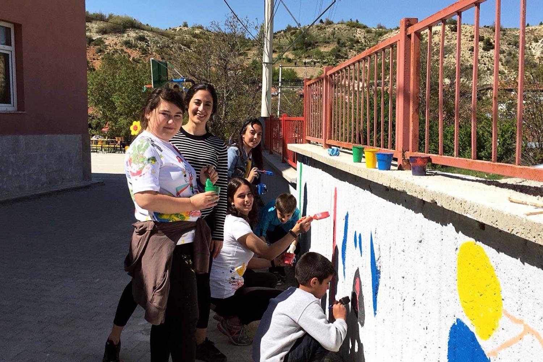 foto 7 - PAÜ DAK ve ESOGÜ AKUT 'İyiliğin Rengi Olmaz' Etkinliği ile Bir Araya Geldi