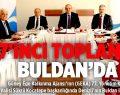 77'inci Toplantısını Buldan'da Yaptı