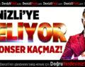 Gökhan Türkmen Denizli'ye Geliyor
