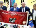 PAÜ Koç Fest Bayrağını Devraldı
