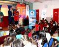 Pamukkale'de 5 Bin Çocuk Tiyatro İle Buluştu