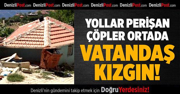 GÜNEY'DE VATANDAŞ KIZGIN