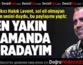 Haluk Levent'ten 11 Yaşındaki Nuriye'yi Sevindirecek Haber