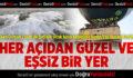Vali Karahan ve Başkan Zolan  Pamukkale'yi Sıcak Hava Balonu İle Yukarıdan İzledi