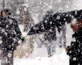Karla Karışık Yağmur Geliyor!