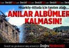 Hisarköy-Attuda için tanıtım atağı