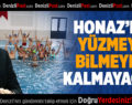 Başkan Zolan: Honaz'da yüzme bilmeyen kalmayacak