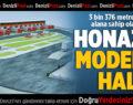 Honaz'a Modern Hal