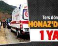 Honaz'da Kaza: 1 Yaralı
