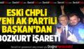 AK Partili Başkan'dan Bozkurt İşareti