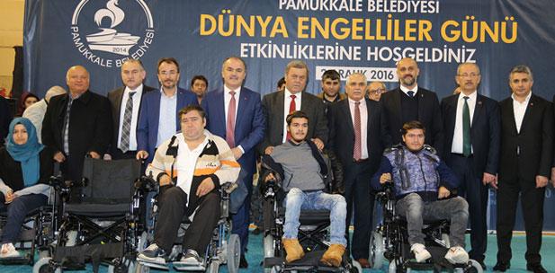 ic 5 1 - Pamukkale Belediyesi'nden 3 Aralık Etkinliği