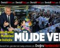İftar Sofrası Muratdede'de Kuruldu