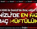 Denizli'de yeni KHK ile kamudan 53 ihraç