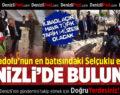 Anadolu'nun En Batısındaki Selçuklu Eseri Denizli'de Bulundu