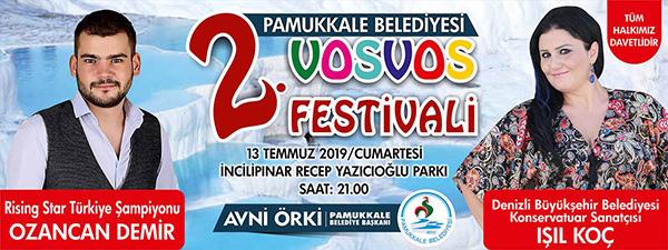 image003 - Pamukkale Belediyesi 2. Vosvos Festivali Başlıyor