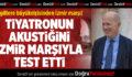 İngiltere Büyükelçisi antik tiyatroda 'İzmir Marşı' okudu