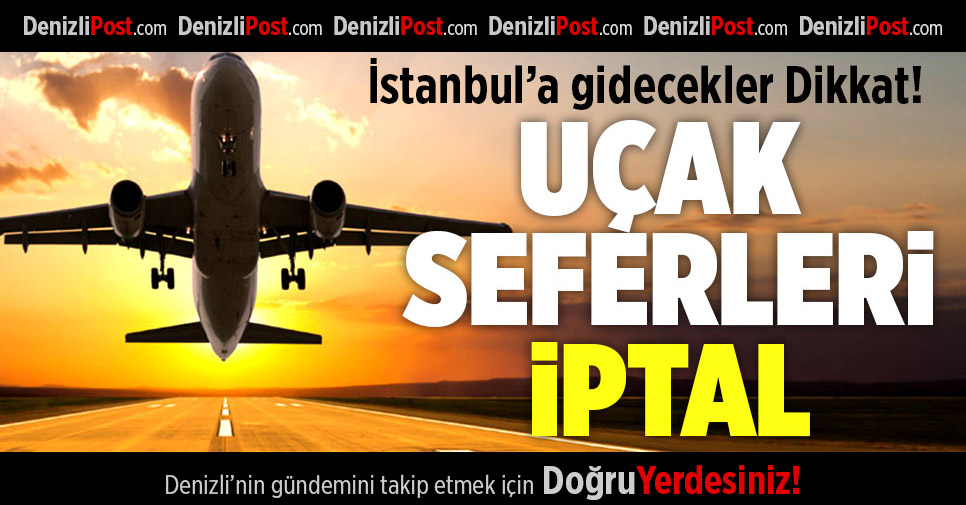İstanbul'a gidecekler Dikkat!