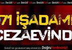 Denizli'de tutuklu işadamı sayısı 71'e ulaştı
