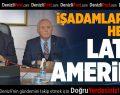 İşadamlarının hedefi Latin Amerika