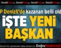 CHP Denizli'de Kazanan Belli Oldu
