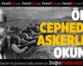 İSTİKLAL MARŞI'NIN KABULÜNÜN 96. YILI