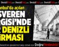İstanbul'da Açılan 'İşverenler Sergisi'nde Bir Denizli Firması