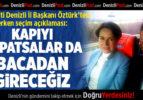 İYİ Parti Denizli İl Başkanı Öztürk'ten Erken Seçim Açıklaması