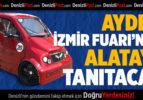 AYDEM, İZMİR FUARI'NDAALATAY'I TANITACAK