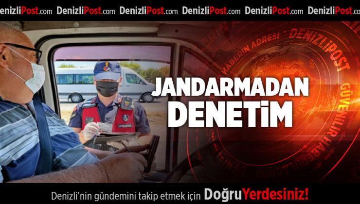 JANDARMADAN DENETİM