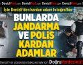Jandarma ve polis kardan adamlar