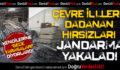 Jandarma 'Gece Yarasaları'na Operasyon Yaptı: 8 gözaltı