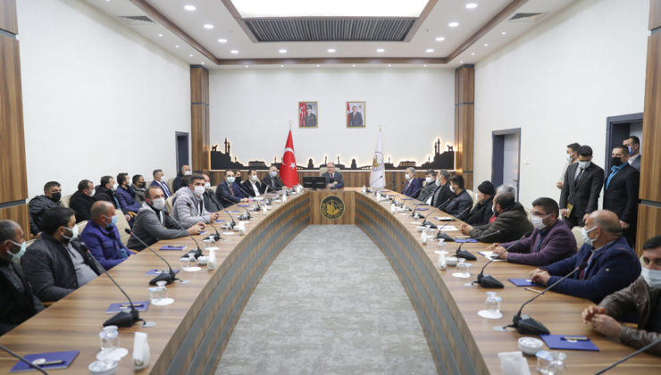 Sivas'ta izinsiz hafriyata GPRS'li önlem