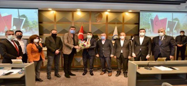 Bursa Yıldırım Meclisi'nde gündem 'Mollaarap'