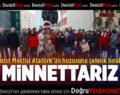 Kadın Meclisi Atatürk'ün Huzuruna Çelenk Bıraktı: 'Minnettarız'