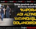 'Kapora' dolandırıcılığına 7 gözaltı