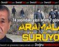 Kayıp Mehmet Ali Acar'ı aramalar sürüyor