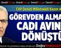 CHP'li Arslan: Görevden Almalar Cadı Avına Dönüştü