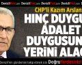 CHP'li Arslan'dan 'tek seslilik' iddiası