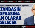 Milletvekili Arslan'dan Bakan Arslan'a köprü sorusu