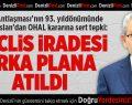 CHP'li Kazım Arslan'dan OHAL Kararına Sert Tepki