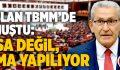 Arslan TBMM'de Konuştu: Yasa Değil, Yama Yapılıyor