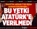 CHP Lideri Kılıçdaroğlu Denizli'de 3 Bin Kişiye Seslendi