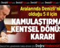 Cumhurbaşkanı Erdoğan İmzaladı