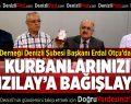 Kızılay Derneği Denizli Şubesi Başkanı Erdal Otçu'dan çağrı
