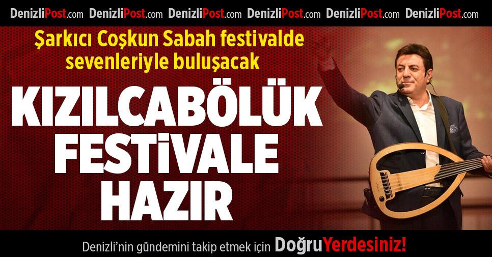 Dokumanın Başkenti Kızılcabölük Festivale Hazır